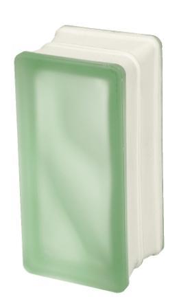 Luksfer pustak szklany R09 Verde O Sat Seves Design